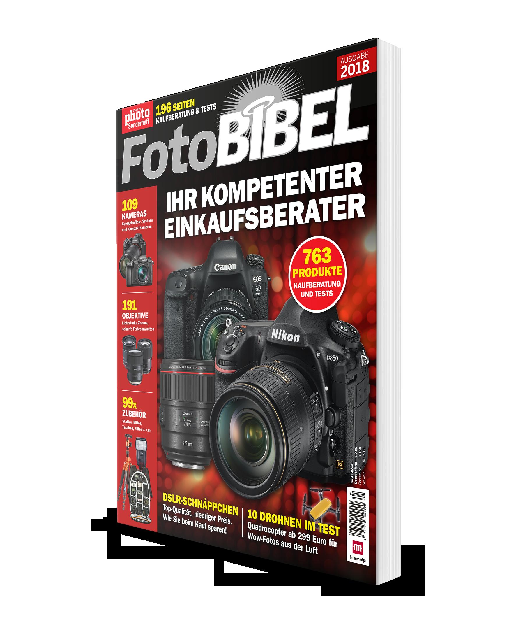 Fotografie - Magazine cover
