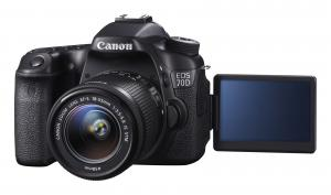 Canon EOS 70D DigitalPHOTO-Test