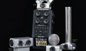 Handy-Recorder Zoom H6