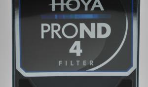 Test: Hoya PRO ND Graufilter