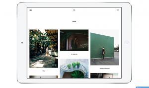 VSCO Cam für das iPad verfügbar