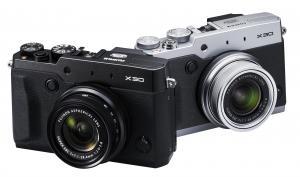 Test: Fujifilm X30