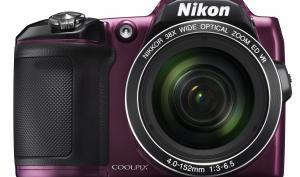 Superzoom und wasserdicht: der Nikon Coolpix Zuwachs