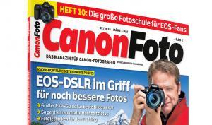 CanonFoto 02/2015 – Jetzt im Handel!