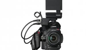 Videoprofi Canon EOS C300 Mark II und Standalone Canon XC10