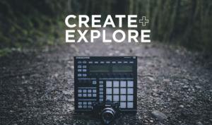 Create & Explore: Fotografie hören und sehen