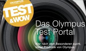 Olympus Kameras und Objektive vor Kauf 3 Tage testen