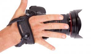 SpiderPro Handschlaufe mit hoher Flexibilität