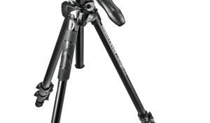 Manfrotto 290er Kollektion: Stative für Hobby-Fotografen