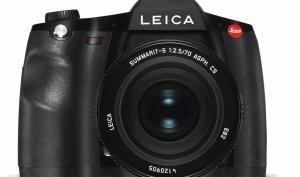 Mittelformatkamera Leica S (Typ 007) - jetzt im Handel