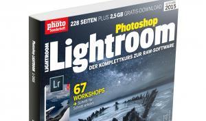 Komplettkurs Photoshop Lightroom: Ausgabe 1/2015 –Jetzt im Handel