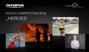Olympus sucht Heldenbilder