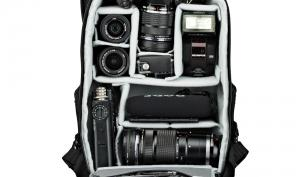 Neue Kamerataschen und -rucksäcke von Lowepro