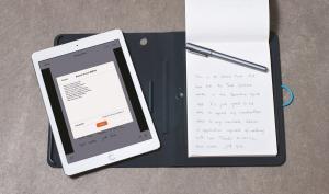 Wacom auf der CES: Tinte zu Text