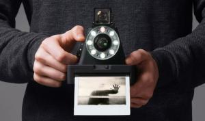 Die Rückkehr der Polaroid-Kamera