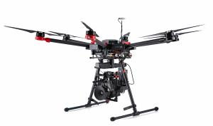 Neue Profi-Drohne von DJI mit Hollywood-Potenzial