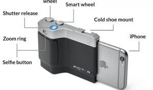 Blick auf Kickstarter: So wird das iPhone zur DSLR