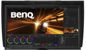 Das neue Profi-Display PV270 von BenQ