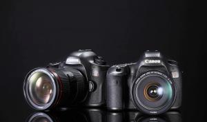 Scharfes Spiegelreflex-Duett: Canon EOS 5DS und EOS 5DS R