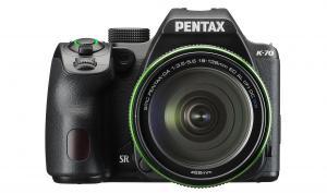 Pentax K-70: Wetterfeste Einsteigerkamera mit DSLR-Ausstattung