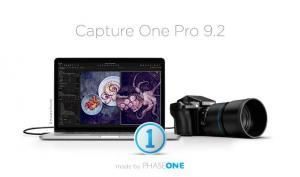 Capture One Pro 9.2: Phase One veröffentlicht Update