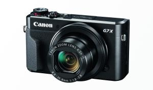 Canon PowerShot G7 X Mark II: Hochwertige Kompaktkamera