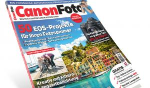 Ab jetzt im Handel: Das CanonFoto-Magazin 04/2016