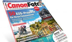 Ab jetzt im Handel: Das CanonFoto-Magazin 04/2016