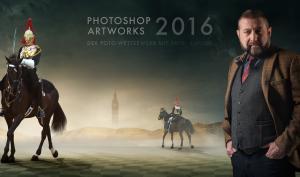Photoshop Artworks 2016: Kreativwettbewerb mit Pavel Kaplun