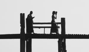 Lesergalerie: Eindrucksvolle Schwarzweiß-Aufnahmen