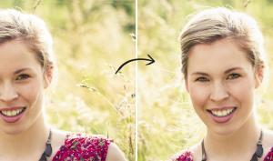 Photoshop: Schnelle Porträtretusche in 7 Schritten