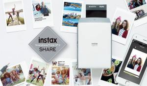 Smartphone-Drucker instax SHARE SP-2 von Fujifilm