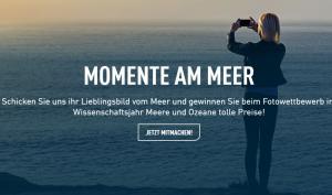 """Fotowettbewerb: """"Momente am Meer"""" sucht Ihre Beiträge"""
