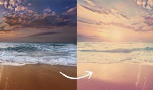 Analoge Bildeffekte: Farbstich, Blendenfleck und analoger Rahmen