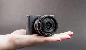 Z Camera E1: 4K in einer Handfläche