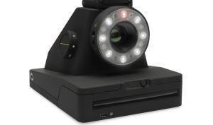 Die l-1 von Impossible Project: Hippe Analogkamera