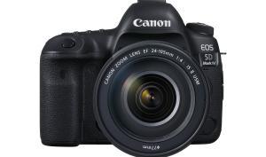 Das Warten hat ein Ende: Canon EOS 5D Mark IV