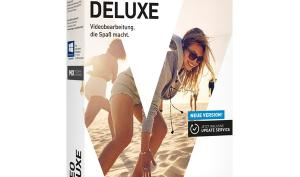 Magix Video Deluxe mit kompletter 360°-Videobearbeitung
