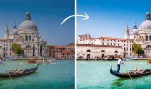 So optimieren Sie Ihre Urlaubsfotos: Kontraste feinsteuern