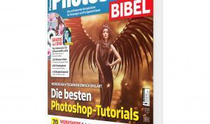 PhotoshopBIBEL 1/2017 - jetzt im Handel