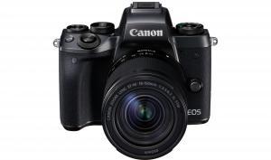 Canon EOS M5 - Canon's neueste Spiegellose