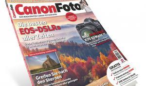 Jetzt im Handel: Das CanonFoto-Magazin 05/2016