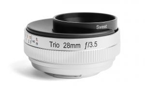 Das neue Lensbaby Trio 28 für Fotografen und Filmer