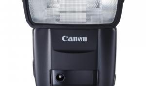Neuer Aufsteckblitz von Canon: der Speedlite600EXII-RT im Test
