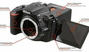 Astrofotografie: Nikon D5500a mit Kühler