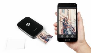 HP Sprocket: Fotos vom Smartphone drucken
