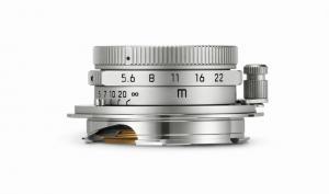 Leica Summaron-M 1:5,6/28 mm orientiert sich am Vorgänger