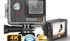 GoXtreme Black Hawk 4K ab sofort im Handel verfügbar