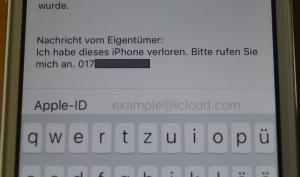 Vorsicht bei gebrauchten iPhones