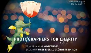 """""""Photographers for Charity"""" - mitmachen und Kindern helfen"""